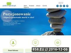 Miniaturka domeny www.zmienopinie.pl