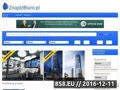 Miniaturka domeny www.znajdzbiuro.pl