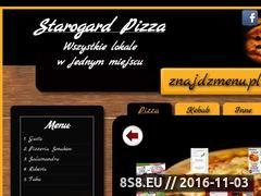 Miniaturka domeny www.znajdzmenu.pl