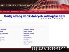 Miniaturka domeny www.znajdzstrone.pl
