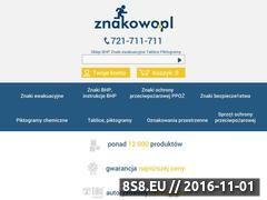 Miniaturka domeny znakowo.pl