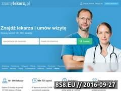 Miniaturka domeny znanylekarz.pl