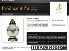 Miniaturka domeny www.znicze-romex.pl