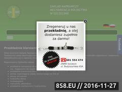 Miniaturka domeny znmr.szczecin.pl