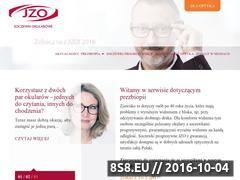Miniaturka domeny zobacztozjzo.com.pl