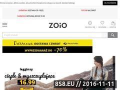 Miniaturka domeny zoio.pl