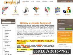 Miniaturka domeny www.zongluj.pl