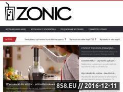 Miniaturka domeny zonic.pl