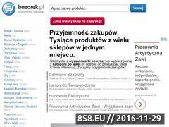 Miniaturka domeny zoologiczny-online.bazarek.pl
