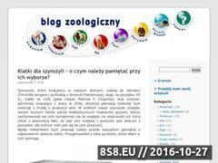 Miniaturka domeny www.zoologiczny.eu