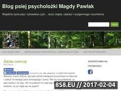 Miniaturka domeny www.zoopsycholog.eu
