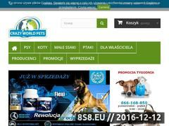 Miniaturka domeny zooskleptrojmiasto.pl