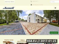 Miniaturka domeny zpbkaczmarek.pl