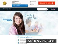 Miniaturka domeny www.zpsb.szczecin.pl