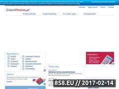 Miniaturka domeny zrozumfinanse.pl