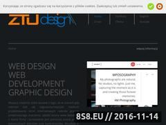 Miniaturka domeny ztudesign.com