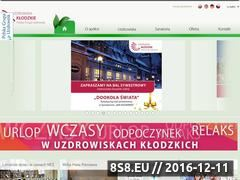 Miniaturka domeny zuk-sa.pl