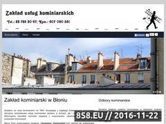 Miniaturka domeny www.zukom.pl