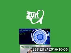 Miniaturka domeny www.zurt.pl