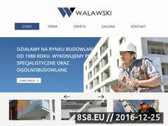 Miniaturka domeny www.zuw-walawski.pl