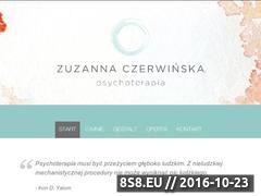 Miniaturka domeny zuzannaczerwinska.pl