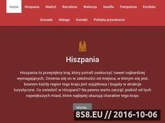 Miniaturka domeny zwiedzajhiszpanie.pl