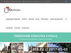 Miniaturka domeny zwiedzaniekrakowa.pl