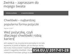 Miniaturka domeny zwinka.com.pl