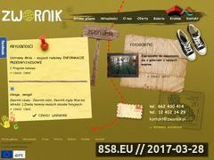Miniaturka domeny www.zwornik.pl