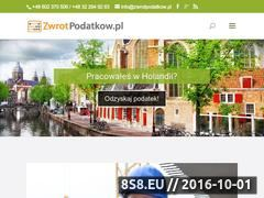 Miniaturka domeny www.zwrotpodatkow.pl