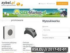 Miniaturka domeny www.zybel.pl