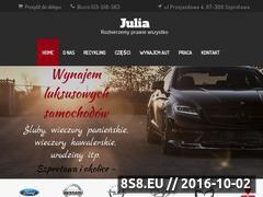 Miniaturka domeny zybimobile-autoczesci.pl