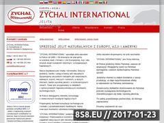 Miniaturka domeny www.zychal.com.pl