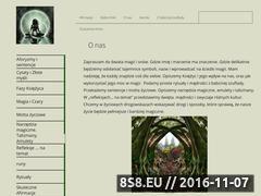 Miniaturka domeny www.zyciowedrogowskazy.pl