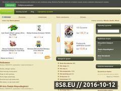 Miniaturka domeny www.zyczliwosci.com.pl