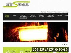 Miniaturka domeny www.zystal.pl