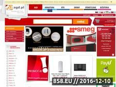 Miniaturka domeny www.123agd.pl