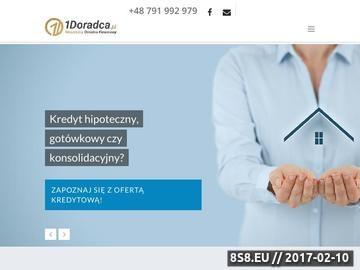 Zrzut strony Kredyt hipoteczny Kraków