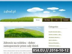 Miniaturka domeny 24bud.pl