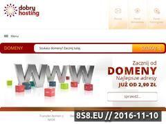 Miniaturka domeny 2be.pl
