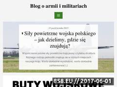 Miniaturka 2blot.mil.pl (Blog wojskowy)
