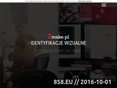 Miniaturka domeny 2make.pl