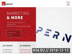 Miniaturka domeny www.2pigroup.pl