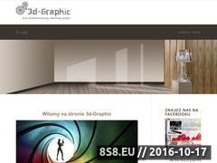 Miniaturka domeny 3d-graphic.pl