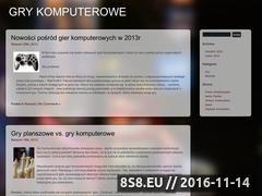 Miniaturka domeny 3gramy.pl