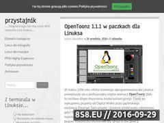 Miniaturka domeny 404.g-net.pl