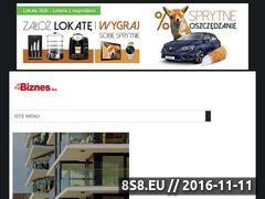 Miniaturka domeny 4biznes.eu