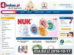 Miniaturka domeny 4bobas.pl