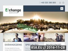 Miniaturka domeny 4change.pl