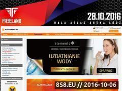 Miniaturka domeny www.4clubbers.com.pl